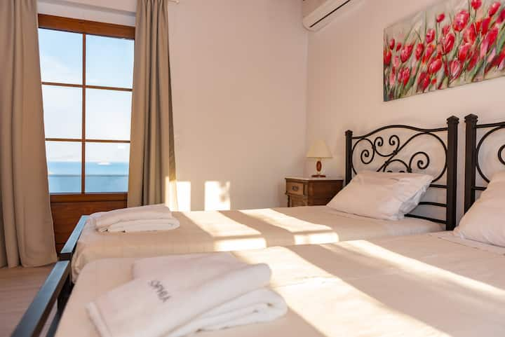 Villa Sofia  Quadruple Apartment