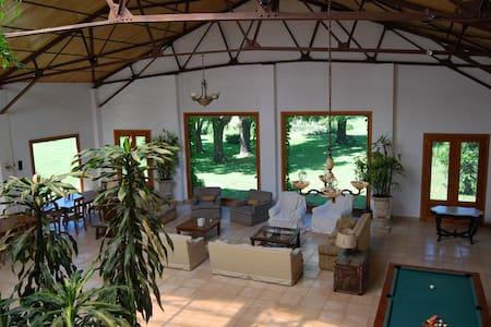 Santa Maria del Campo 7 suites en el campo y cerca - Capilla del Señor