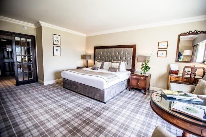 Deluxe Double Room at Ramside Hall Hotel