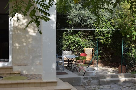 T2 Jardin, calme, proche CNRS, Facs - Appartement