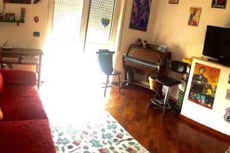 Stanza matrimoniale vista Vesuvio - Portici