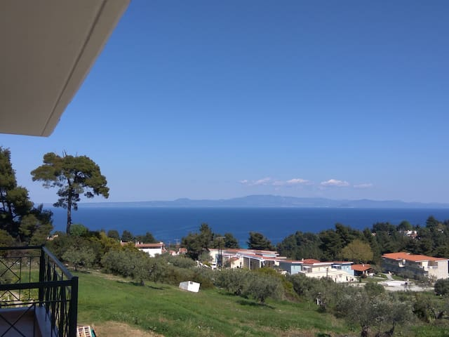 Sea View Apartments - Kriopigi - Appartement