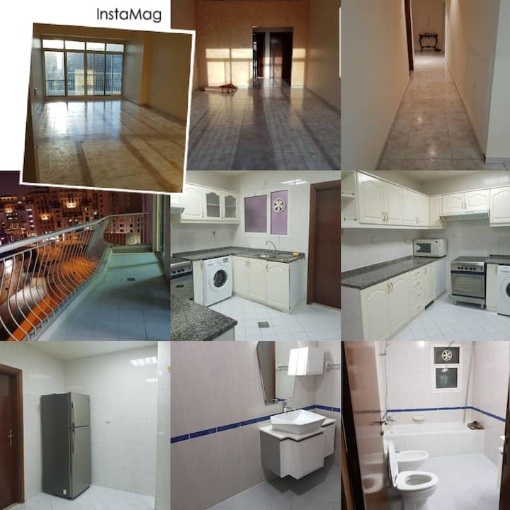 CLEAN, SPACIOUS AND PRIVATE MAID'S ROOM FOR RENT