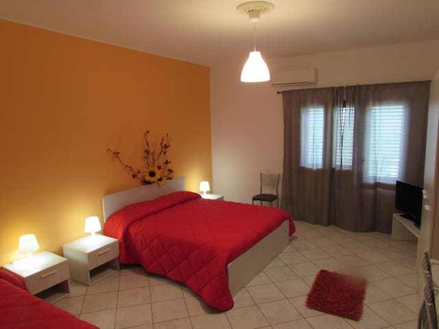 b&b Serena - Longi - Bed & Breakfast