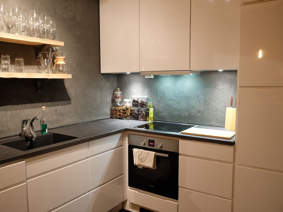 Newly renovated kitchen, includes everything.