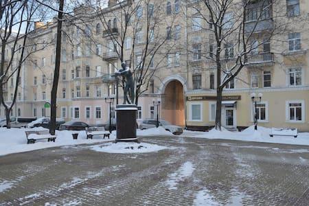 Апартаменты «На Нижегородской 34» - Vladimir - Appartement