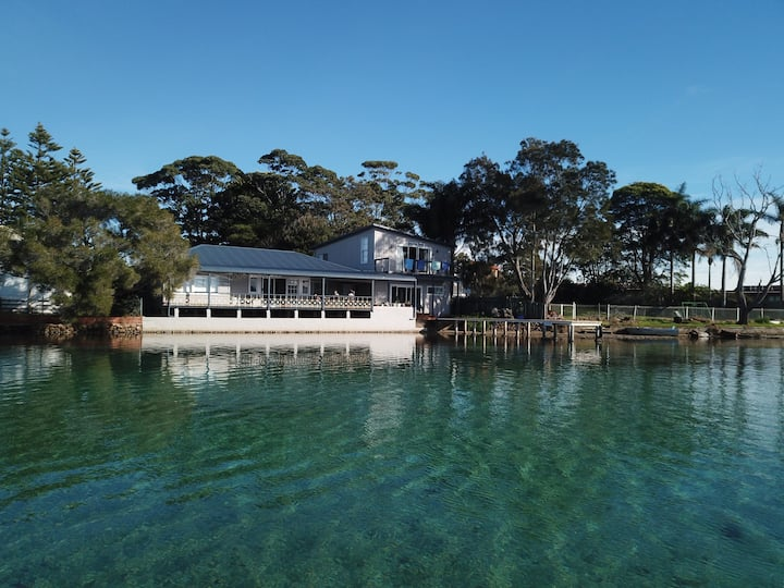 The QuarterDeck on Burrill Lake