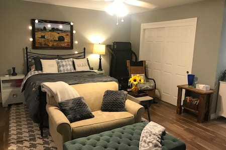Conveniently located, downtown guest cottage!