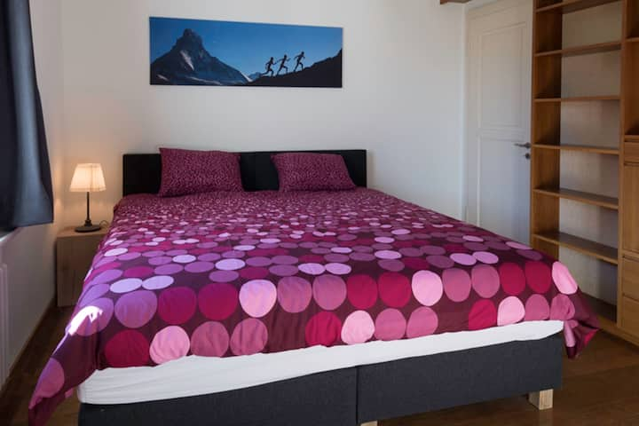 BnB Spring Inn, (Flums), Double room standard