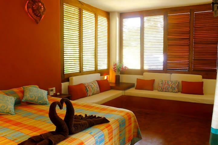Departamentos Punta Arena Surf ¨Mantarraya¨ - Puerto Escondido - Appartement en résidence