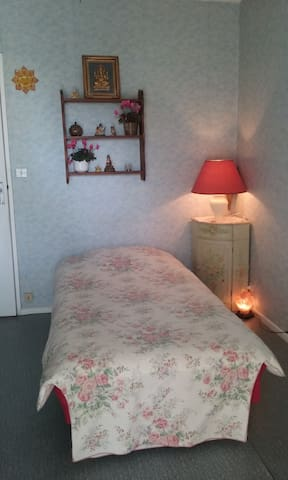 Cosy & confortable bedroom in peacefull apartment - Floirac - Pis