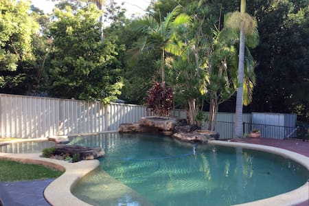 Shelly Beach tranquility, double room w/ ensuite - Port Macquarie - Casa