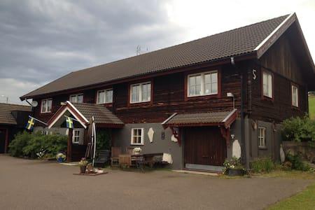 Rustmästars - Klövsjö