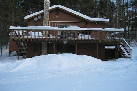 Ski/Snowmobile/Mtn Bike with Jacuzzi by Killington - Stockbridge