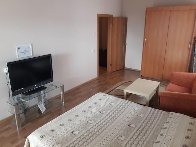 Отличная однокомнатная квартира в новом доме