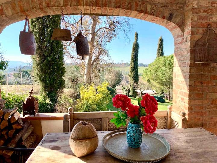 Magical Villa Gioiella Holiday in Umbria|Tuscany
