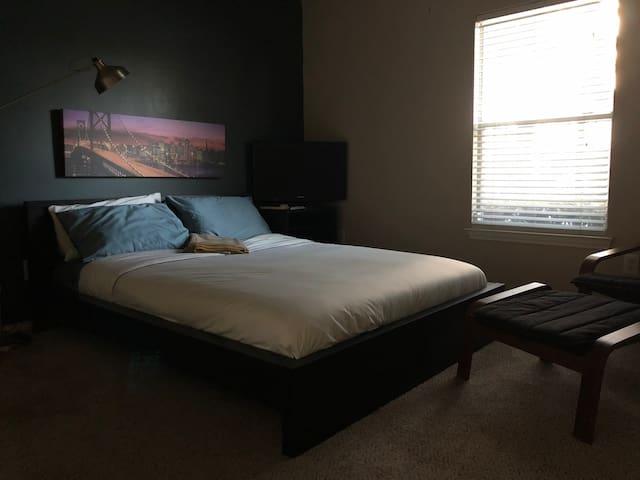 Private Bed and Bath in EaDo