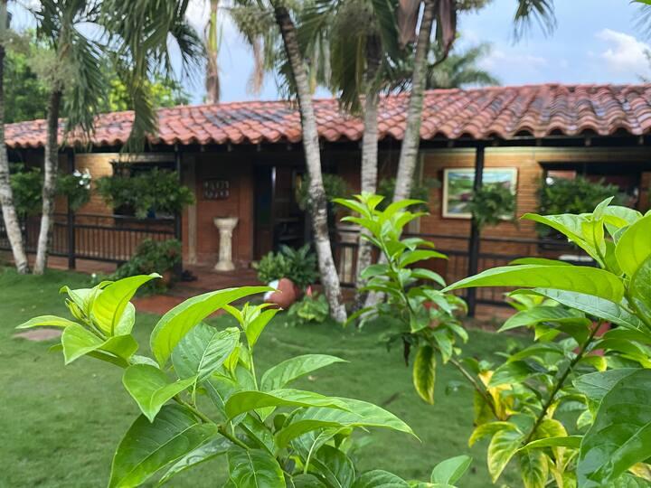 Finca en turbaco, alojamiento en Cartagena