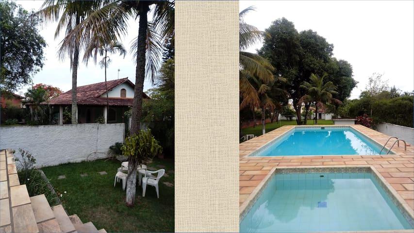 House for Season in Itaipuaçu