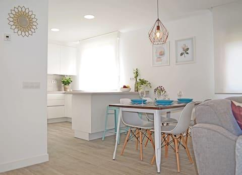 Precioso apartamento en el prepirineo navarro