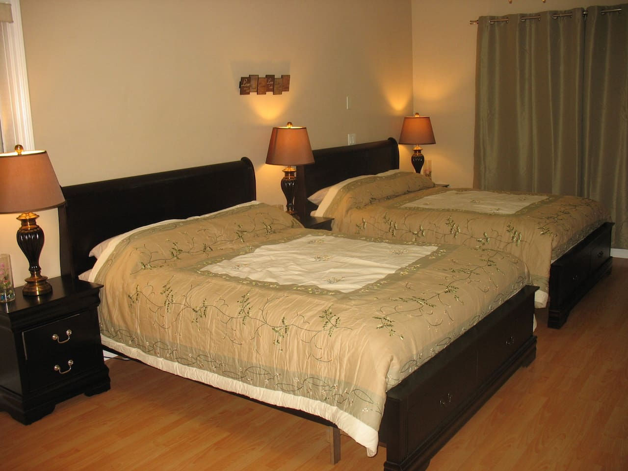2 Brand New Queen Size Beds