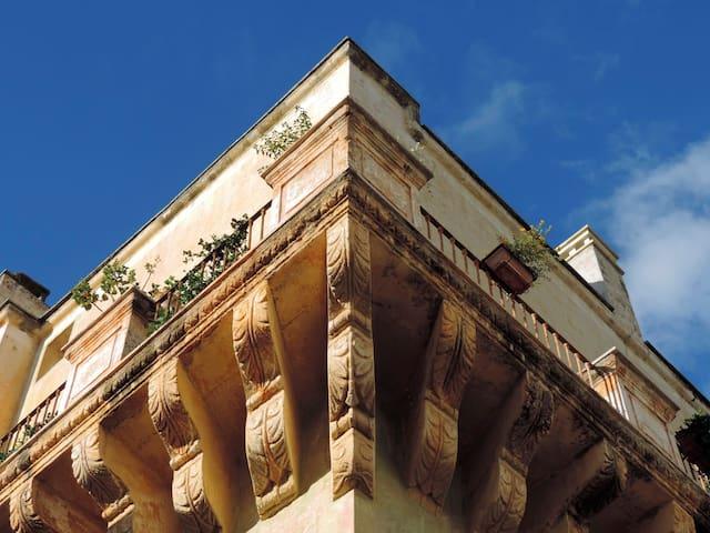 Villa Palazzo del Diavolo,WiFi,AC,Tourist Advisor - Parabita - Villa
