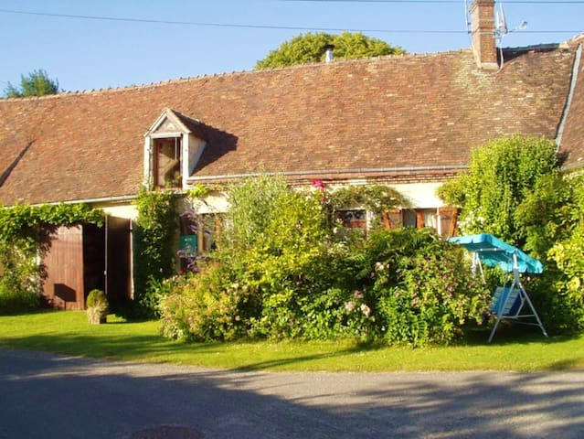 House with one bedroom in Perche-en-Nocé, with furnished garden and WiFi