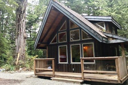 Little Creek Cabins- Fernwood Cabin