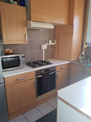 Nice flat in Clapham