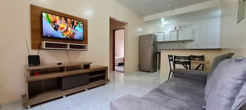 Апартаменты целиком с 2 спальнями - Marabaixo I