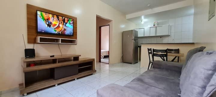 Apartamento Inteiro 2 quartos - Marabaixo I
