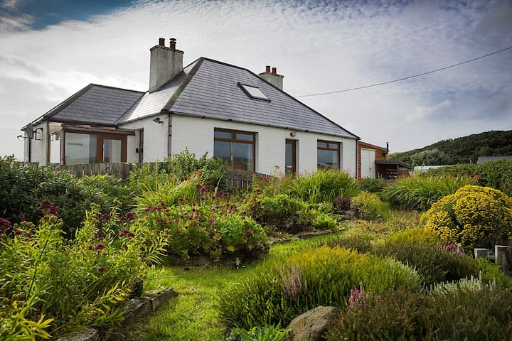 Mairi's Cottage,  Isle of Skye, with Loch Views