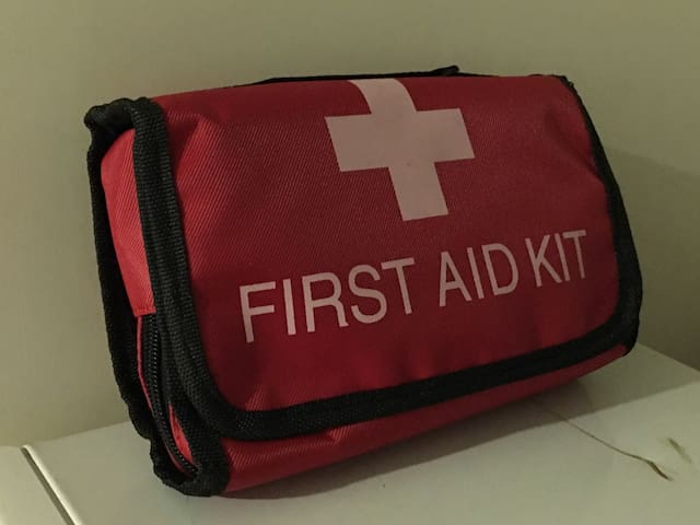 First-aid Kit Pack. 急救包