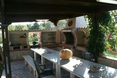 Villa 6 pers.nel verde-mare 2000 m - Sorso, Sardegna, IT - Villa