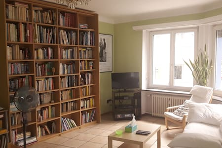 2-bedroom appartment near city centre (4-6 people)