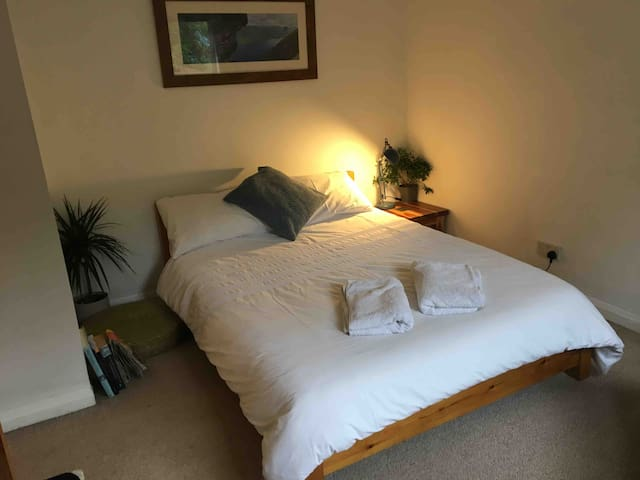Cosy double room in Oxenholme near Kendal