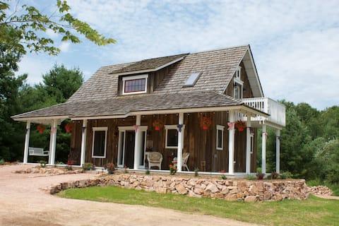 Stonehaven Cottages on Tuscobia Lake LLC.