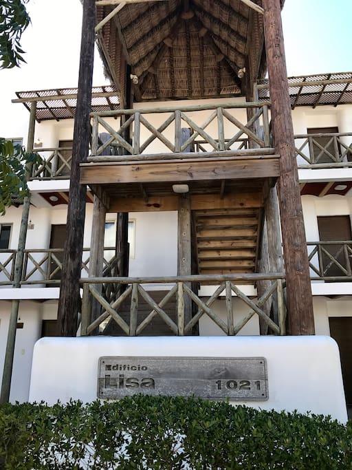 Edificio Lisa departamento 103 H