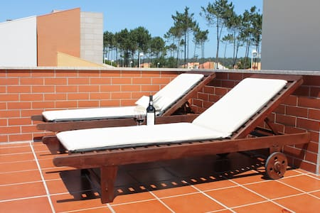 Transats & Spa Du Furadouro Suite Douche Hydro XXL