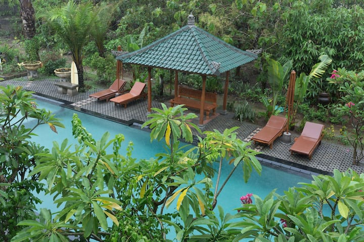 Stay and Surf at Cool Uluwatu Surf Neighbourhood