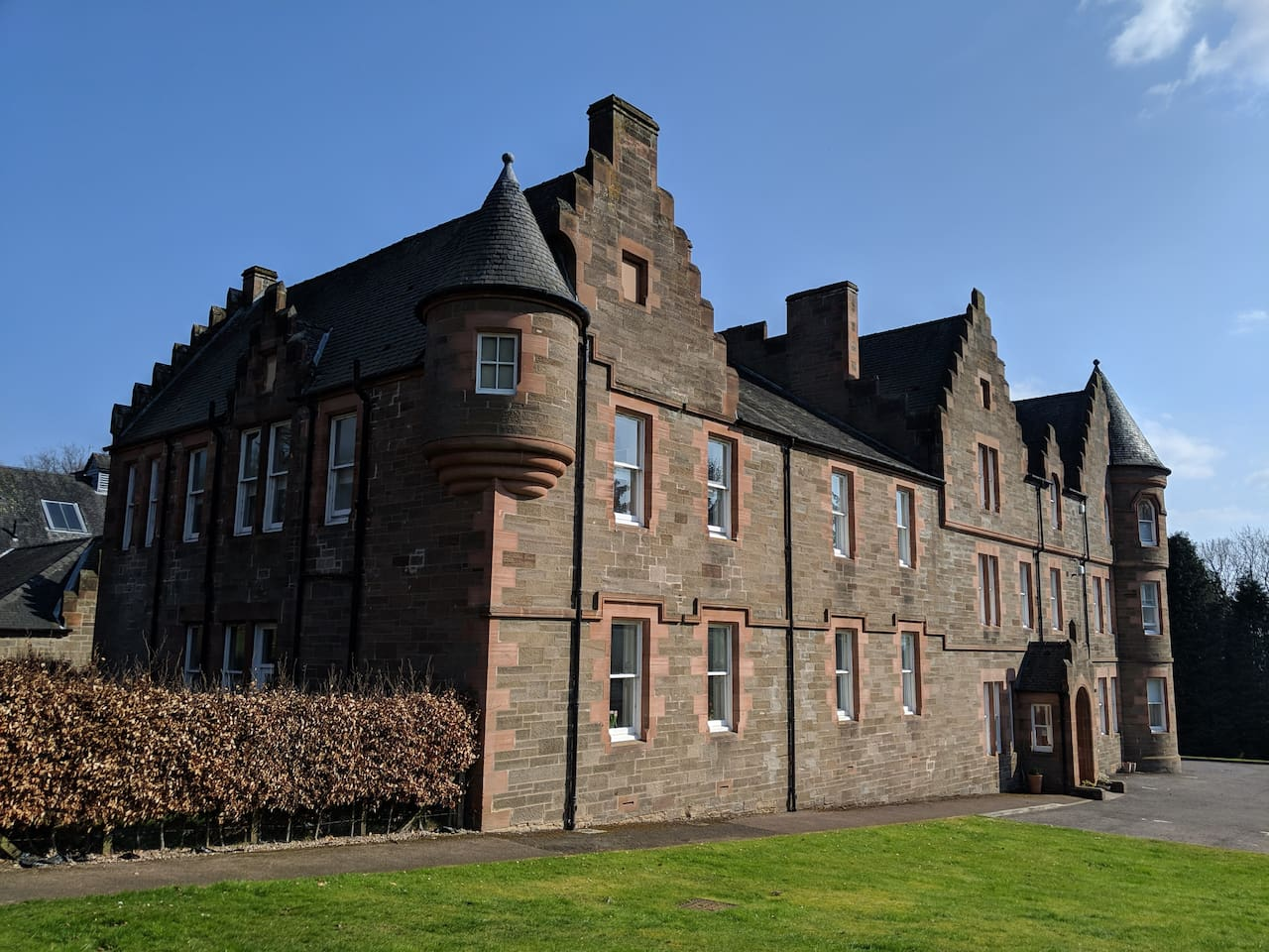 The Old Hospital