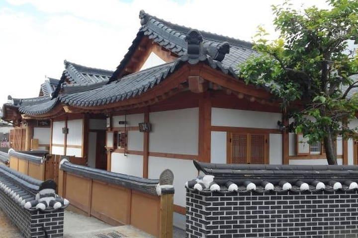 여행가 본채(단독건물) - Wansan-gu, Jeonju - Hus