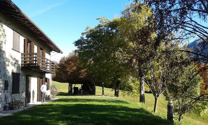 """Casa vacanza """"Pississidolo"""" - Bagolino - Cabin"""