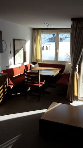 3 Zi Appartement Warth am Arlberg - Warth Warth  - Apartamento