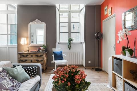 Votre appartement dans un hôtel particulier à Avignon