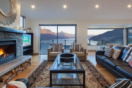Lake View Retreat, Queenstown Hill - Queenstown Hill