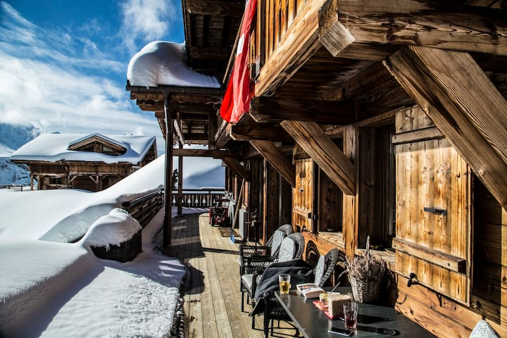 Big Luxury Chalet, Les Crosets - Les Crosets - House