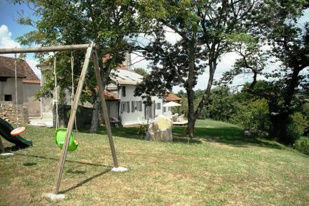 "Location campagne nature ""Maison pocq"" - Salles-Mongiscard - Ferienunterkunft"