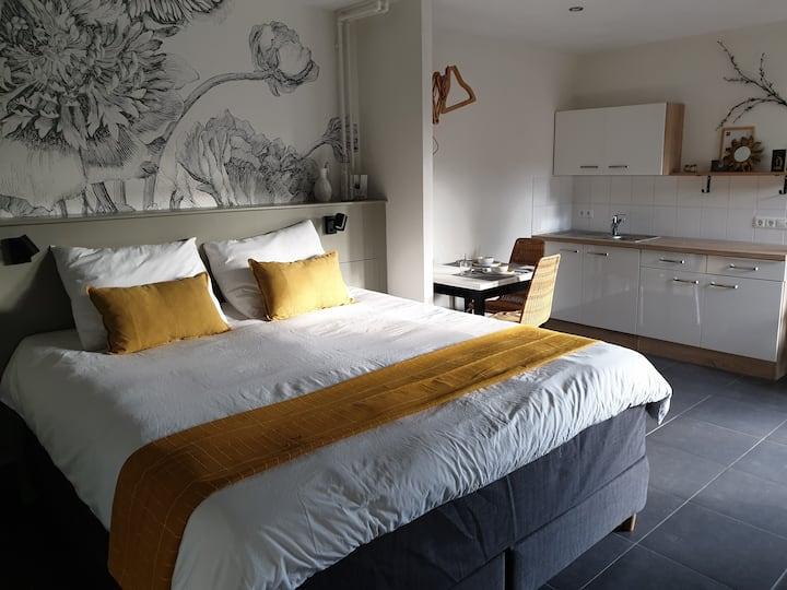 Luxe guesthouse (privé) nabij Eindhoven/Tilburg