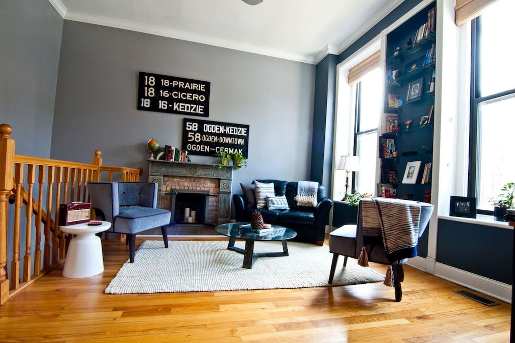 2 Bedroom 2 Bath Duplex In Lincoln Park Chicago Condominiums For Rent In Chicago Illinois
